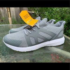 AVIA Men's Gray Running Shoes Sneakers Sz 12